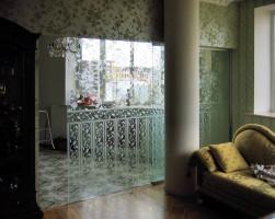 стеклянные перегородки 1