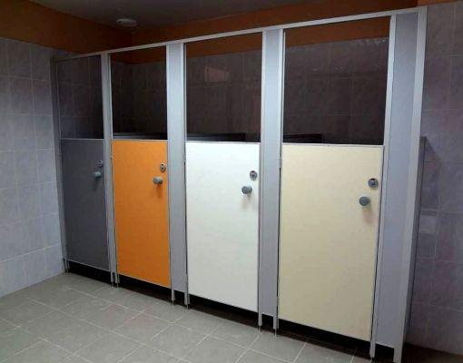 Перегородки для туалетов москва