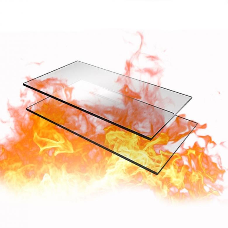 Типы и область применения огнеупорных стекол