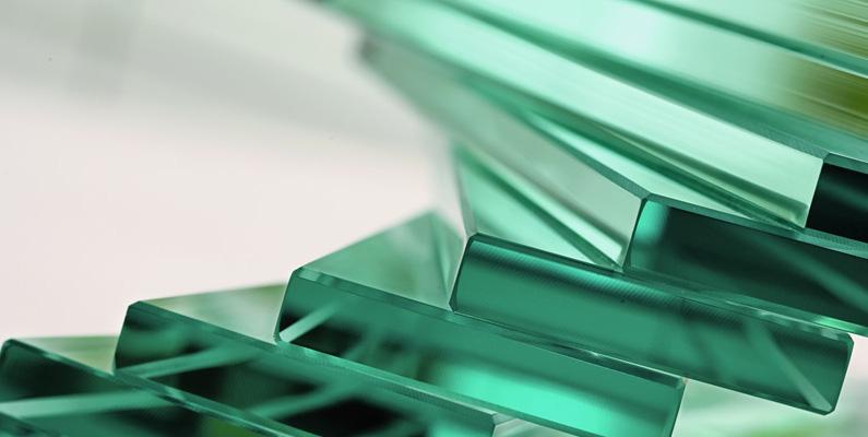 Каленое стекло