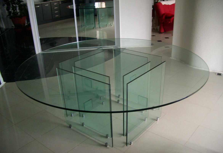 Стекло в производстве мебели